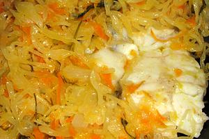 макрурус рецепты запеченный в духовке